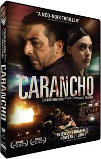 Película: Carancho con Martina Guzmán y Ricardo Darín