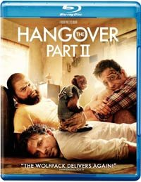 Cubierta de la película: Hangover Part II