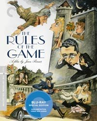Cubierta de la película: The Rules of the Game