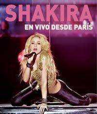 CDs de la semana: Shakira en vivo desde París