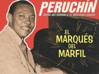 Portada de un disco del pianista cubano Pedro Nolasco Jústiz Rodríguez, Peruchín.
