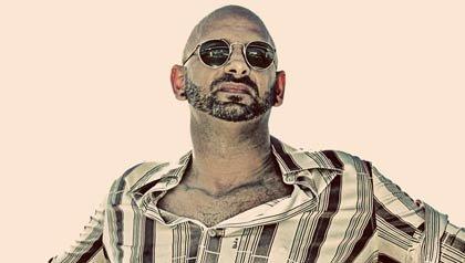 Foto del compositor puertorriqueño Marlow Rosado.