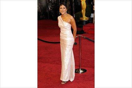 Robin Roberts at the Oscars