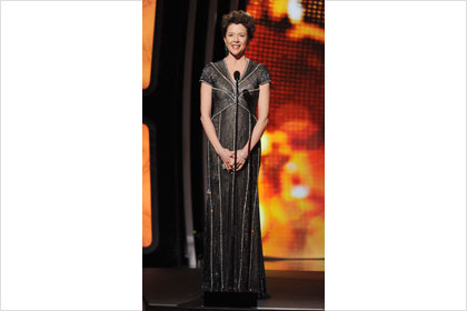 Annette Bening at the Oscars