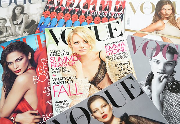 Portadas de revistas - Consejos de moda para mayores de 50