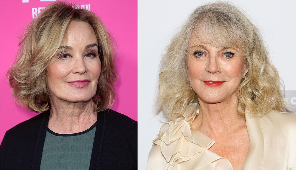 item 8, Gallery image. Jessica Lange and Blythe Danner