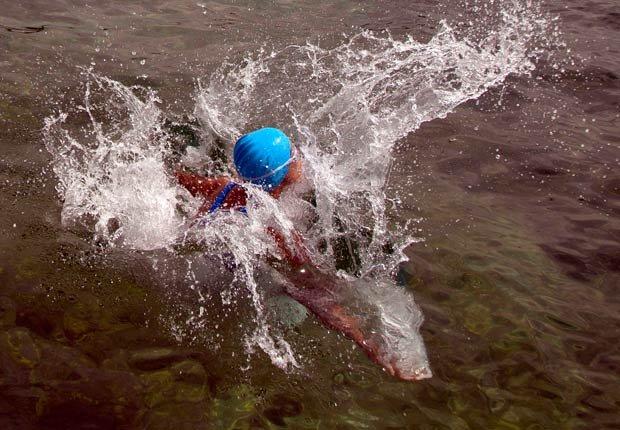La nadadora Diana Nyad intenta llegar de Cuba a Florida, EE.UU.