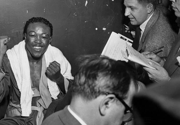 Gerardo González, boxeador cubano apodado 'Kid Gavilán'.