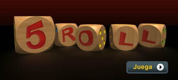 5 Roll - Juegos AARP