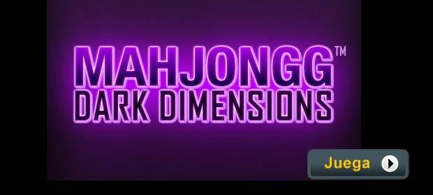 Manjongg Dark Dimensions - Juegos AARP