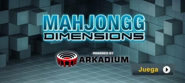 Mahjongg Dimensions - Juegos AARP