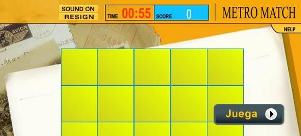 Metro Match - Juegos AARP