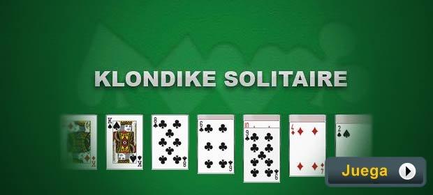 Solitario Klondike - Juegos AARP
