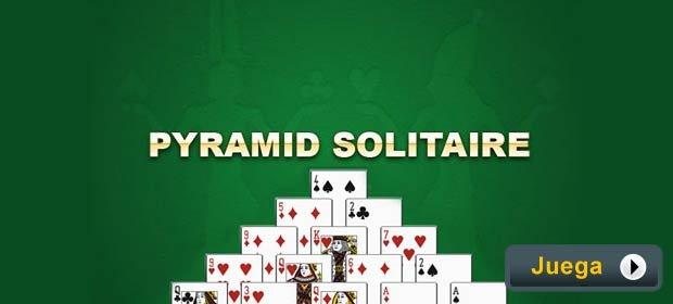 Solitario Pirámide - Juegos AARP