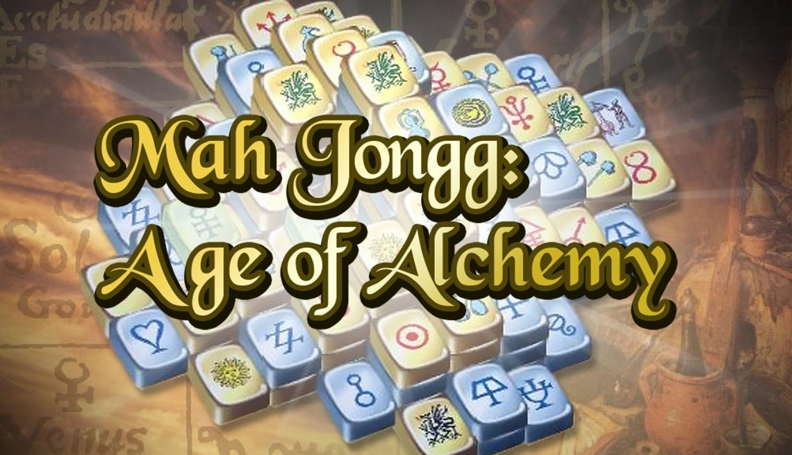 Mah Jongg Age of Alchemy