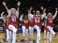 Senior Dance Teams Score With NBA Fans