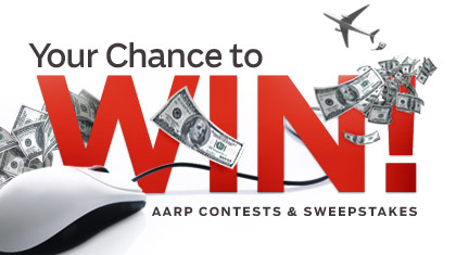 aarp contests & sweepstakes
