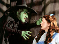 Films like the <i>Wizard of Oz</i> can encourage discussion in dementia patients.