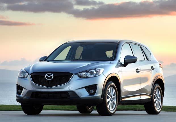 Mazda CX-5 - Vehículos para la generación boomer para el 2013
