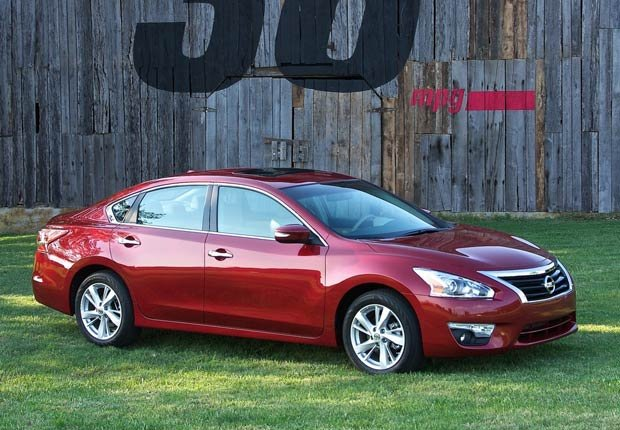 Nissan Altima - Vehículos para la generación boomer para el 2013