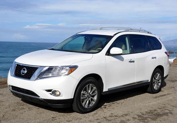 Nissan Pathfinder - Vehículos para la generación boomer para el 2013