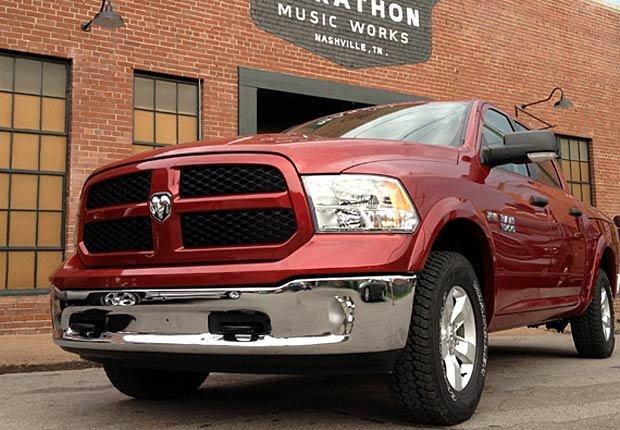 Dodge Ram 1500  - Vehículos para la generación boomer para el 2013