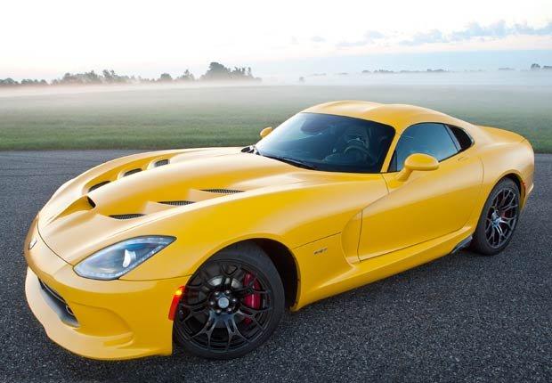 2013 SRT Viper  - Vehículos para la generación boomer para el 2013