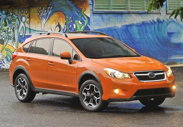 Subaru XV Crosstreck - Vehículos para la generación boomer para el 2013