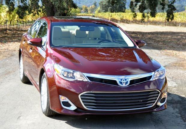 Toyota Avalon  - Vehículos para la generación boomer para el 2013