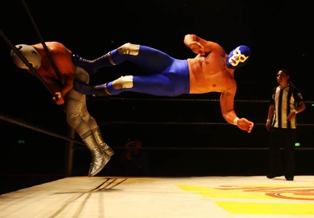 El Hijo Del Santo, Legendas de la Lucha Libre