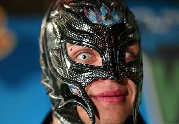 Rey Mysterio, Leyendas de la Lucha Libre