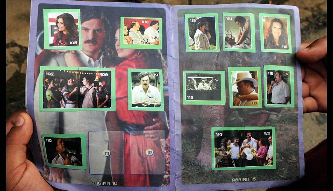 Escena de la serie Pablo Escobar: El patrón del mal