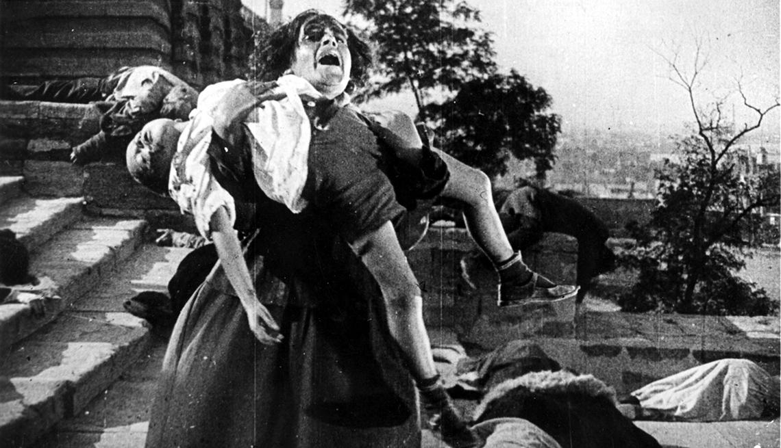 El acorazado Potemkin, películas clásicas