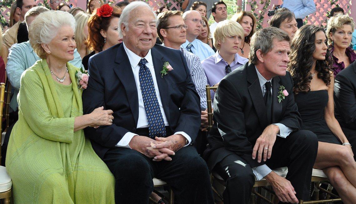 Ellen Burstyn, George Kennedy, Thomas Haden Church, Demi Moore en Another Happy Day