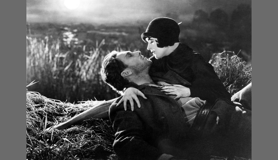 George O'Brien, Margaret Livingston, películas clásicas