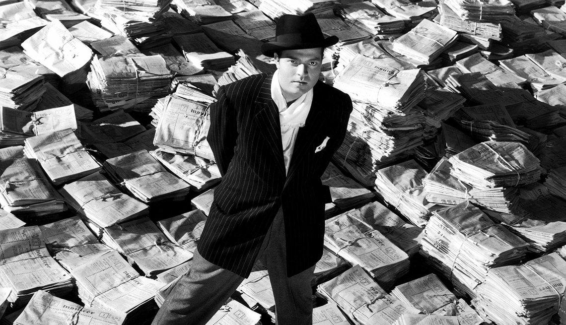 Orson Welles,  películas clásicas