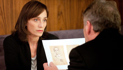 Kristin Scott Thomas in Sarah's Key, 2010