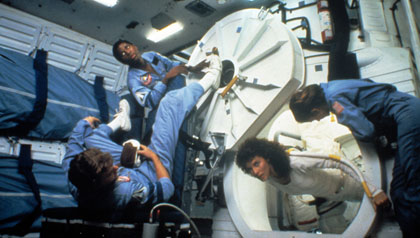 Película: Space Camp (1986)