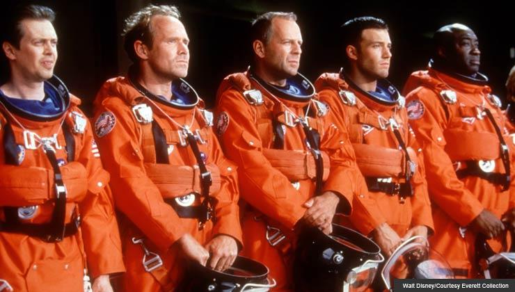 Armageddon, Steve Buscemi, Will Patton, Bruce Willis, Ben Affleck, Michael Duncan, 1998