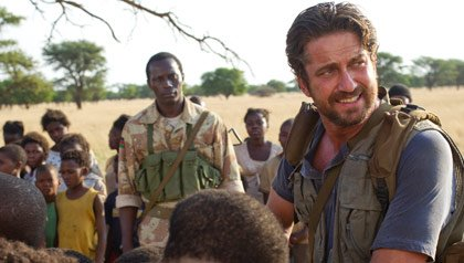 Machine Gun Preacher Movie Review with Gerard Butler
