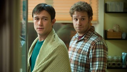 Joseph Gordon-Levitt y Seth Rogen protagonizan la película: 50/50.