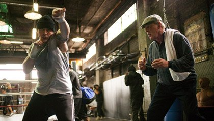 Warrior Movie Review: Nick Nolte trains boxer in new film