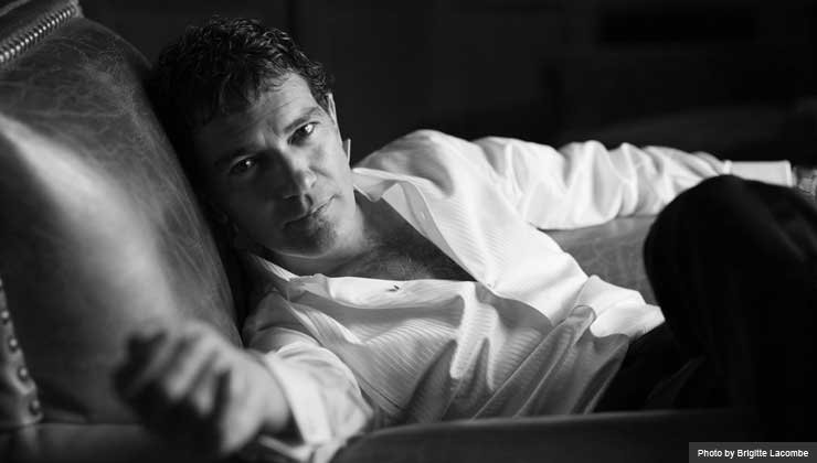 Antonio Banderas talks to us about his life as an actor (most recently in Puss in Boots), as a director, as a family man, as a soccer fan, and as a worldwide sex symbol.
