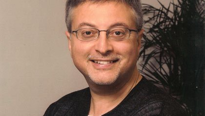Michael Uslan, author of The Boy Who Loved Batman