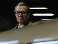Gary Oldman como George Smiley en <i>Tinker, Tailor, Soldier, Spy</i>.