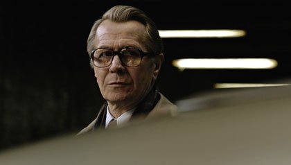 "Gary Oldman stars as ""George Smiley"" in Focus Features' ""Tinker, Tailor, Soldier, Spy."""