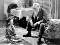 Edmund Gwenn in Miracle on 34th Street
