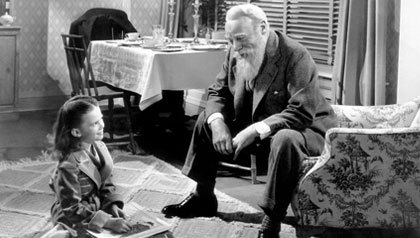 Edmund Gwenn in Miracle on 34th Street