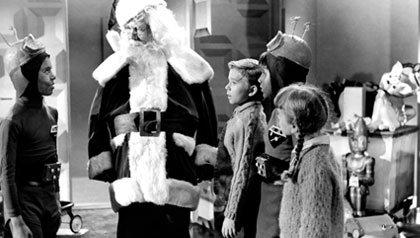 "John Call in ""Santa Claus Conquers the Martians"""