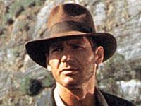 Harrison Ford en Indiana Jones